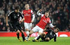 Arsenal v Bayern